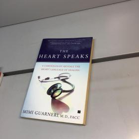the heart speaks (外文原版)【 9品 +++ 正版现货 自然旧 多图拍摄 看图下单】2