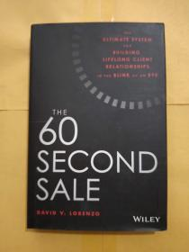 THE 60 SECOND SALE