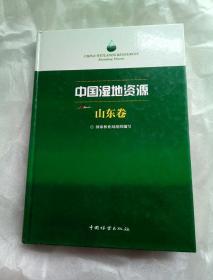 中国湿地资源 山东卷