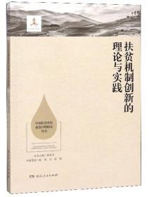 扶贫机制创新的理论与实践/中国扶贫攻坚前沿问题研究丛书