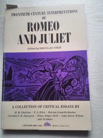 TWENTIETH CENTURY  INTERPRETATIONS OF ROMEO AND JULIET