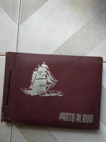 老照片、、老照片、影集一本 (图30张不够、看补图有9张)