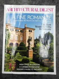 Architectural digest (A Fine Romance Ravishing retreats in far flung places)