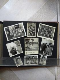 老照片、、老照片、影集一本 (图30张不够、看补图有9张)补图