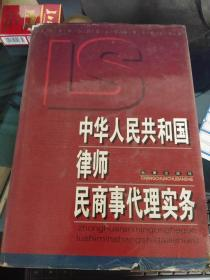 中华人民共和国律师民商事代理实务