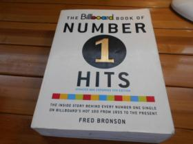 THE BILLLOOARD BOOK OF NUMBER 1: HITS     (UPDATED AND EXPANDED STH EDITION)(平装厚册,大年夜量诟谇插图,书重1.65公斤)