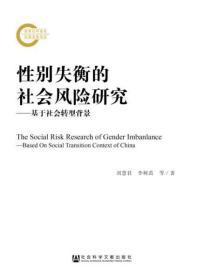 性别失衡的社会风险研究