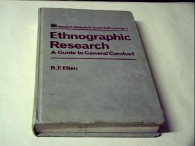 Ethnographic  Research(1)(精装)