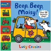 【Maisy】Beep, Beep, Maisy!,哔哔,哔哔声,小鼠波波 英文儿童绘本