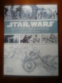 星球大战前传三部曲电影分镜 Star Wars The Prequel Trilogy