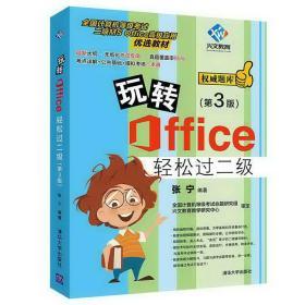 玩转Office轻松过二级(第3版) 9787302516675