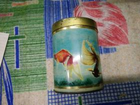 茶叶罐(金鱼)