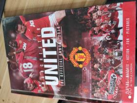 The official manchester united Annual 2014