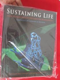 Sustaining Life     (大16开,硬精装)     【详见图】