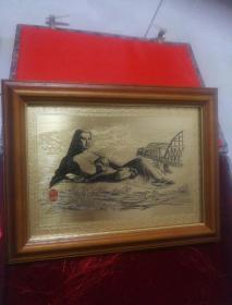 雕塑:黄河母亲