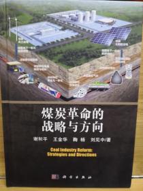 煤炭革命的战略与方向(精装)