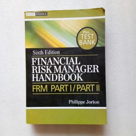 FINANCLAL RISKMANAGER HANDBOOK FRM PARTI PART 2