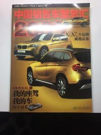 2009中国销售车型总汇