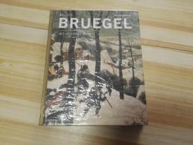 Bruegel 西方绘画大师.勃鲁盖尔画集  精装 如图