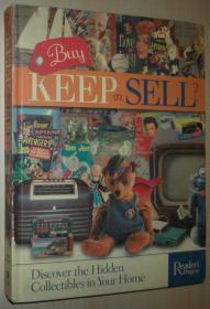 英文原版书 Buy, Keep or Sell? Discover the Hidden Collectibles in Your Home (Readers Digest) Hardcover – 2006