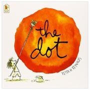 The Dot  波点  英文原版儿童绘本