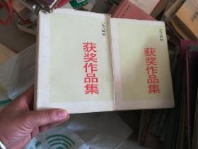 1984年《中篇小说选刊》获奖作品集(精装上下全,含阿城《棋王》等佳构