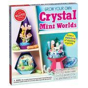 Grow Your Own Crystal Mini Worlds 培養你自己的水晶迷你世界