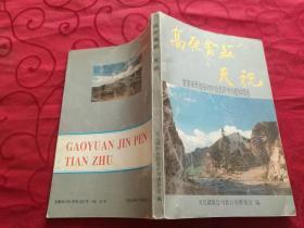 高原金盆∽天祝