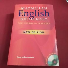 MACMILLAN  English  DICTIONARY(含光盘一张)