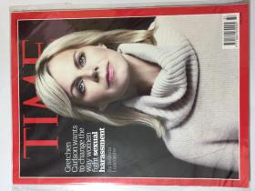 TIME 时代周刊 2016年 10月31日 NO.37 原版外文英文期刊