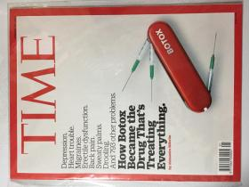 TIME 时代周刊 2017年 1月16日 NO.01 原版外文英文期刊