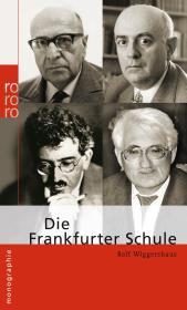 Die Frankfurter Schule  法兰克福学派