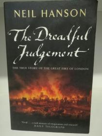 1630年,伦敦大火纪实 The Dreadful Judgement by Neil Hanson (英国史)英文原版书