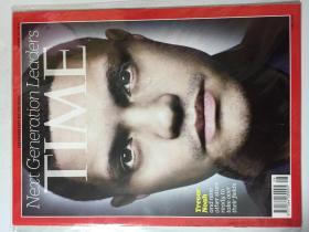 TIME 时代周刊 2017年 3月13日 NO.08 原版外文英文期刊