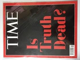 TIME 时代周刊 2017年 4月3日 NO.11 原版外文英文期刊