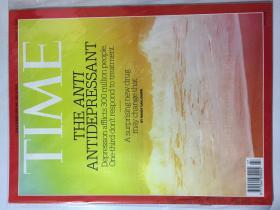 TIME 时代周刊 2017年 8月7日 NO.27 原版外文英文期刊