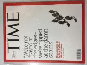 TIME 时代周刊 2017年 12月11日 NO.42 原版外文英文期刊