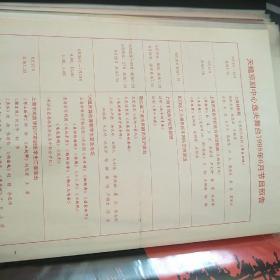 天蟾京剧中心逸夫舞台1998年6月节目预告