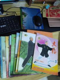 太极   2006年1.2.3.4.5.6册  不是本书照片绝对有货
