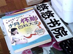 十月怀胎百科大全(精美双色版)