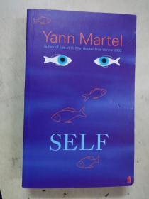 原版外文书:Yann Martel  SELF