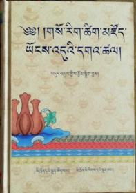 藏医药词典 藏文