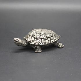 GZ1084古玩杂项收藏仿古摆件乌龟摆件金钱龟摆件官钱局
