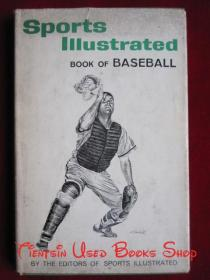 Sports Illustrated Book of Baseball(1960年 英语原版 精装本)体育画报棒球书
