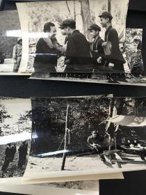 新闻照片:西哈努克视察柬埔寨解放区(15幅)