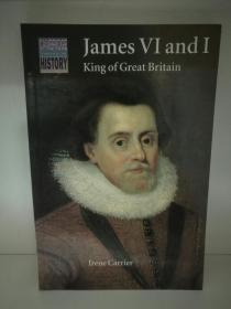 James VI and I:King of Great Britain (Cambridge Topics in History) (英国史)英文原版书