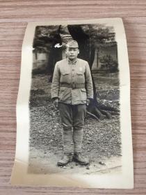民國日軍照片一枚
