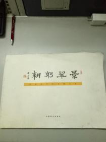 景翠躬耕 李大鹏、奚乃安书法作品精选