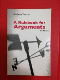 A Rulebook for Arguments(论证法则)