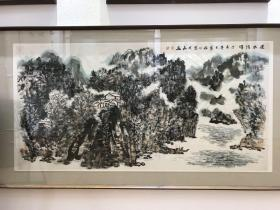 赵振川国画精品作,此作品已售不必下订货单